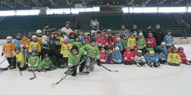 Deti na hokej II