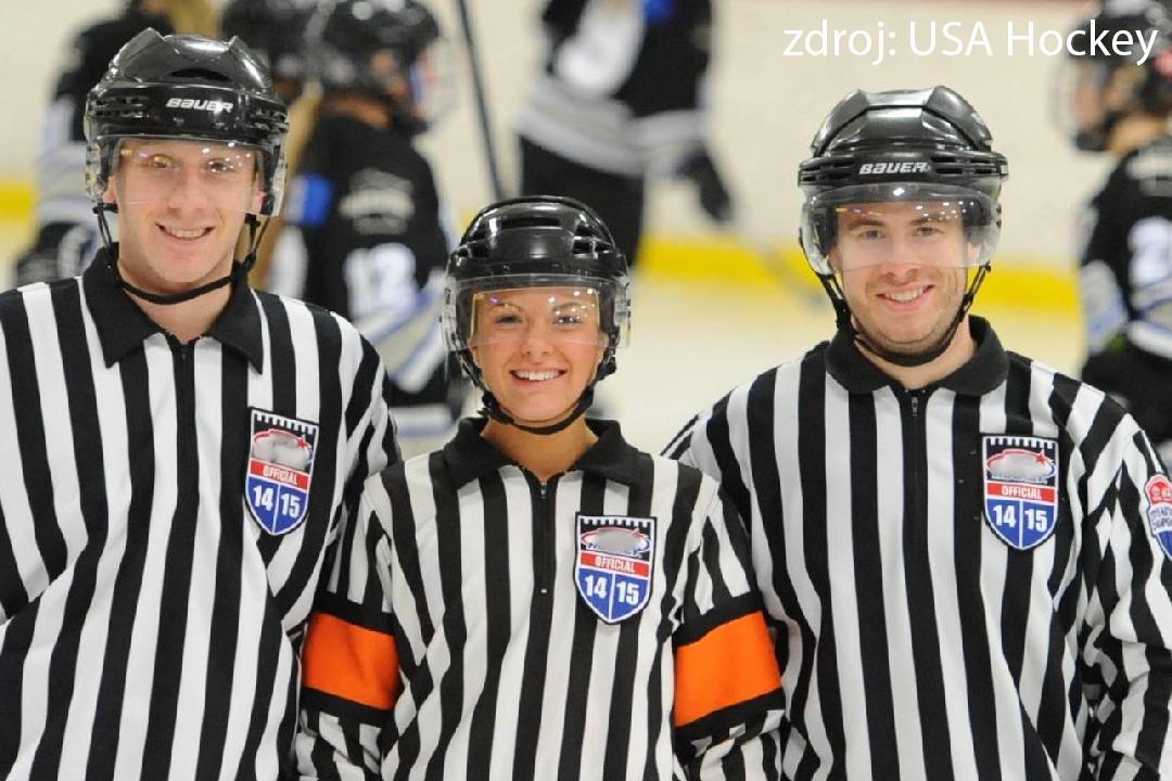 Chceš sa stať hokejovým rozhodcom?