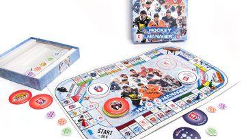 Stolová hra hokejový manažér v predaji!