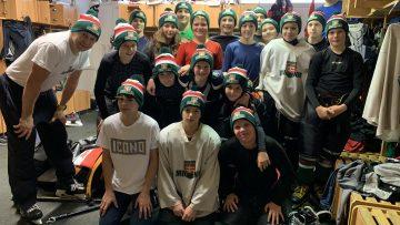 Zimné čapice pre všetky žiacke kategórie!